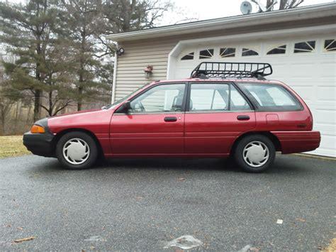 1993 Ford Escort Lx Wagon 5speed Manual 19l Great Mpg