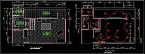 0707f Electrical Plan Dwg