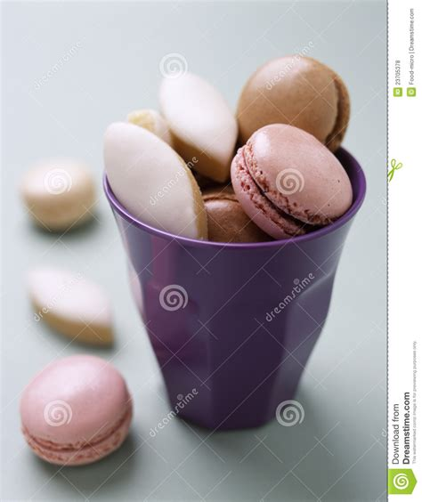 cuisine calisson macaroons and calissons royalty free stock photos image