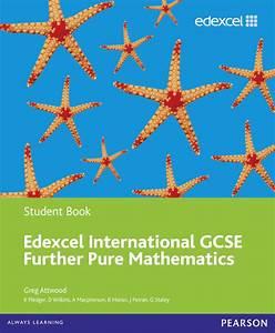 Edexcel International Gcse Further Pure Mathematics