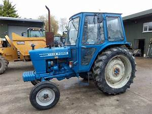 4600 Ford Tractor Specs