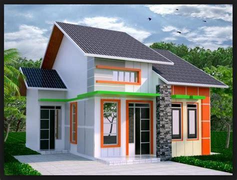 gambar desain rumah mewah bergaya eropa contoh