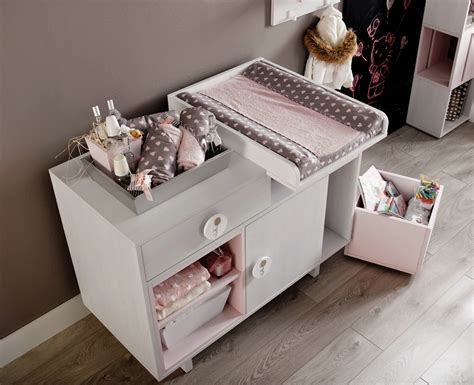 mueble cambiador bebe cómoda cambiador una pieza imprescindible en la