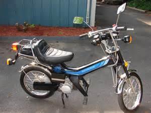 Honda Urban Express Moped