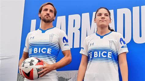 Una de las 25 mejores de latinoamérica y la única. Esta es la nueva camiseta de Universidad Católica para el ...