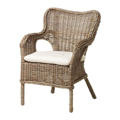 chaise en osier ikea byholma marieberg chair ikea