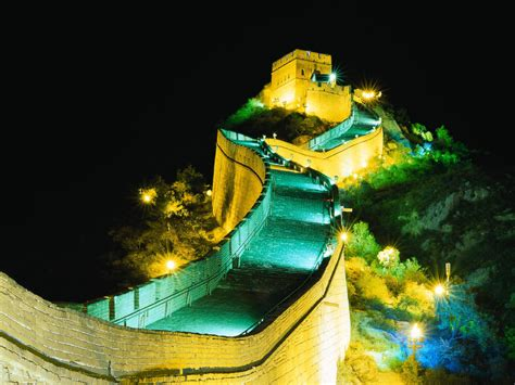 Holidays Destinations The Great Wall Of China