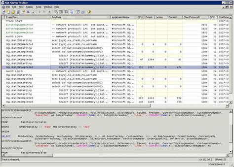 """Is there a tool like Microsoft's """"SQL Server Profiler"""" for"""