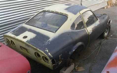 Opel Gt Parts by Opel Graveyard