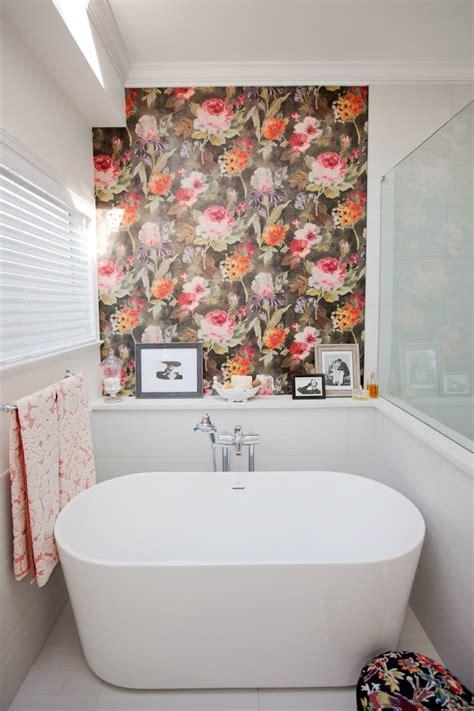 22+ Floral Bathroom Designs, Decorating Ideas Design