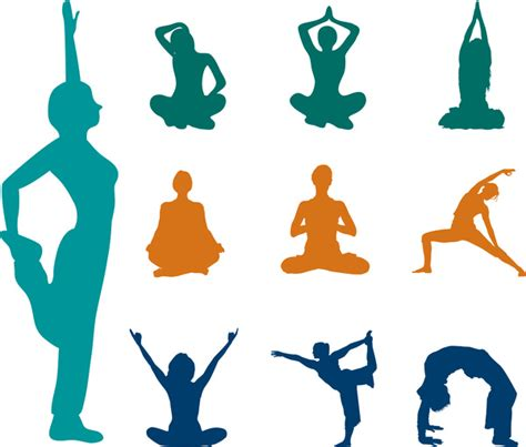 Free icons of yoga in various design styles for web, mobile, and graphic design projects. Yoga Free vector in Adobe Illustrator ai ( .ai ) vector ...