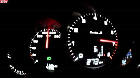 0-333 Km/h Porsche 991 Turbo S Acceleration Top Speed New