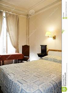 Two Star Hotel Room Paris France Stock Photos - Image: 9674503