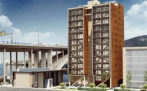 Treet: the tallest timber-framed building in the world ...