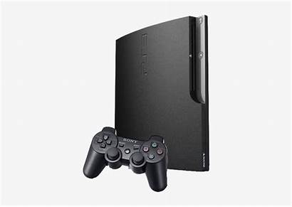 Ps3 Playstation Slim Nicepng Clipground Transparent
