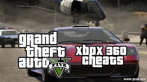 Grand Theft Auto V Cheat Codes