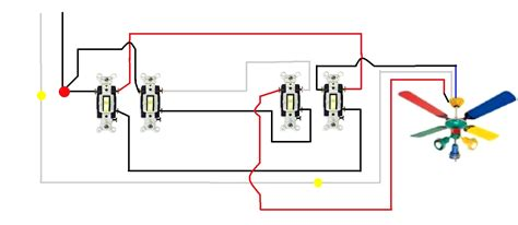 4 wire fan switch home depot great 4 wire fan switch diagram contemporary electrical