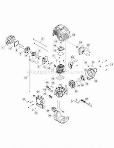 32 Troy Bilt 4 Cycle Trimmer Carburetor Diagram