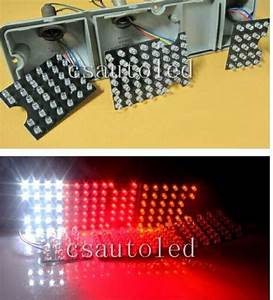 Suzuki Samurai Sierra Led Tail Lights Using Original Housing