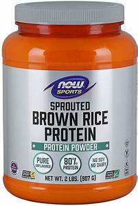 Top Five Brown Rice Protein Powders