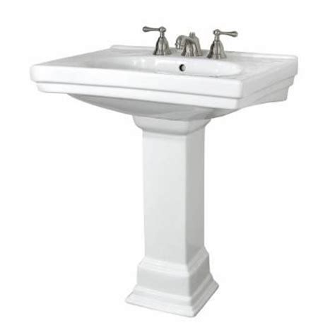 williamsburg pedestal sink home depot the frank eileen showroom an ode to ireland in la