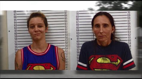 mother daughter arrested  marrying authorities