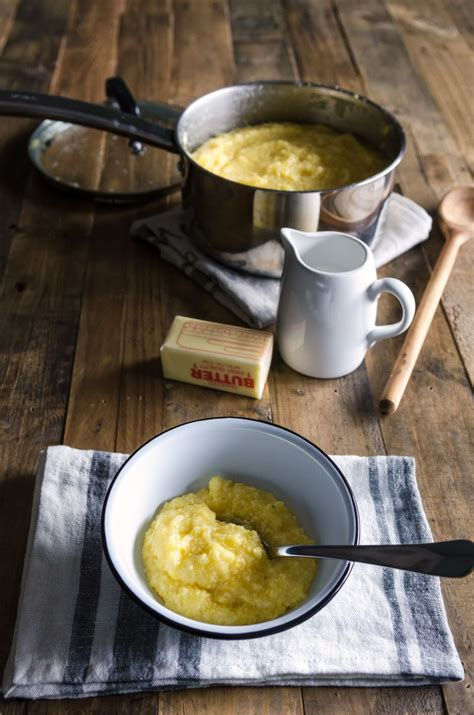 I made mine without the sugar, it. Buy Corn Grits Polenta | Bob's Red Mill Natural Foods