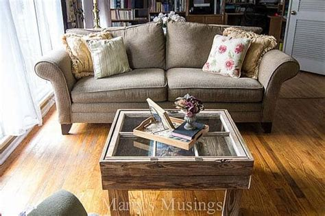 window table   rustic