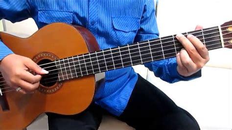 Belajar Kunci Gitar Ari Lasso Hampa Petikan