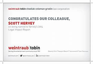 Scott Hervey named to Variety's Legal Impact Report | The ...