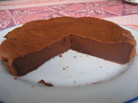 gateau chocolat avec creme liquide