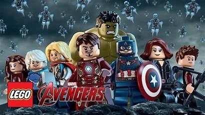Lego Avengers Wallpapers Marvel Marvels