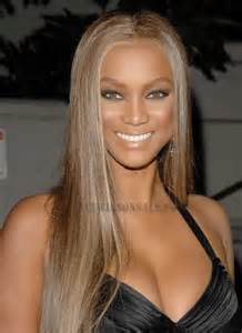 Tyra Banks Long Hair