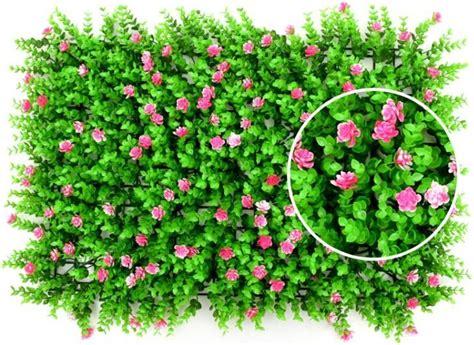 ปรับแต่งพืชปลอมสีเขียวที่ดูรังสียูวีที่ทนต่อประเภทถั่วลิสง