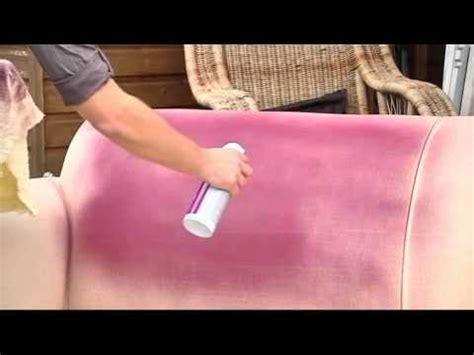 restaurez vos meubles en tissu