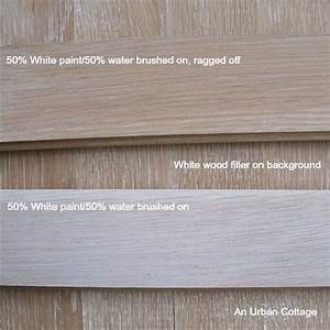 An Urban Cottage: Testing Floor Finishes