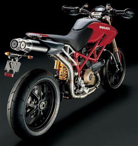 Ducati Hypermotard Modification by Modification S Ducati Hypermotard Radical Concept Bike