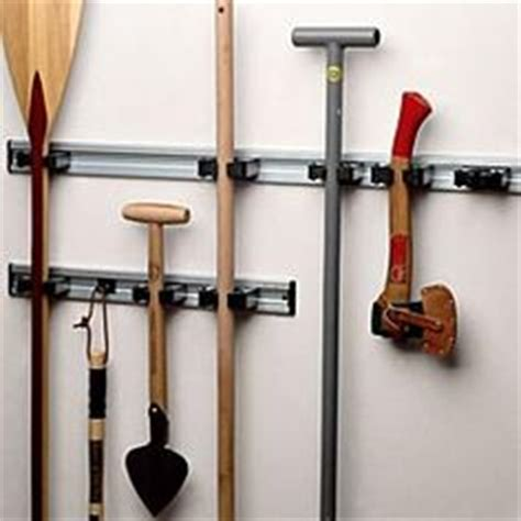 garden tool wall storage 1000 images about garage tool organizer on