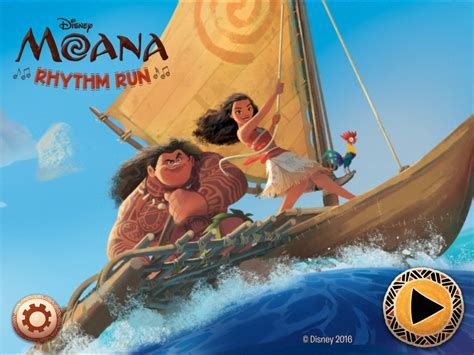 Moana On Boat Song by App Review Quot Moana Rhythm Run Quot Laughingplace