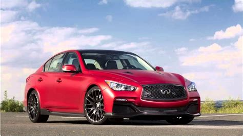 2014 Infiniti Q50 Start Up And Review 3.7 L V6