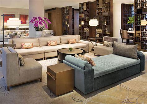 wood fabric hotel sofa set high back chair