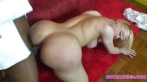 Big Shemale Booty Barebacked By A Black Cock Porntube