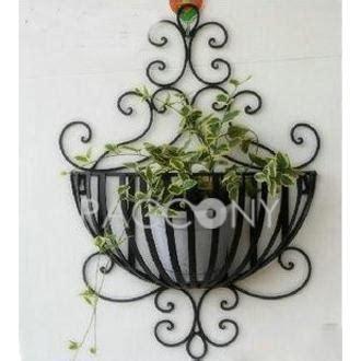 iron shelf pastoral flower shelf with wrought iron wrought iron