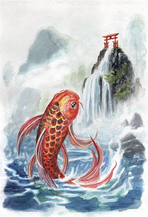 Best 25+ Koi Dragon Tattoo Ideas On Pinterest  Dragon Koi