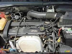 2000 Ford Focus Se Sedan 2 0l Dohc 16v Zetec 4 Cylinder
