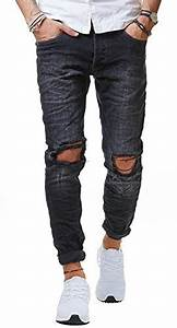 Hose Mit Löchern Herren : slim fit jeans von redbridge f r m nner g nstig online kaufen bei ~ Frokenaadalensverden.com Haus und Dekorationen