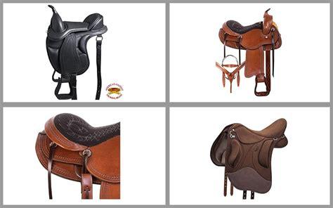 saddle endurance horse