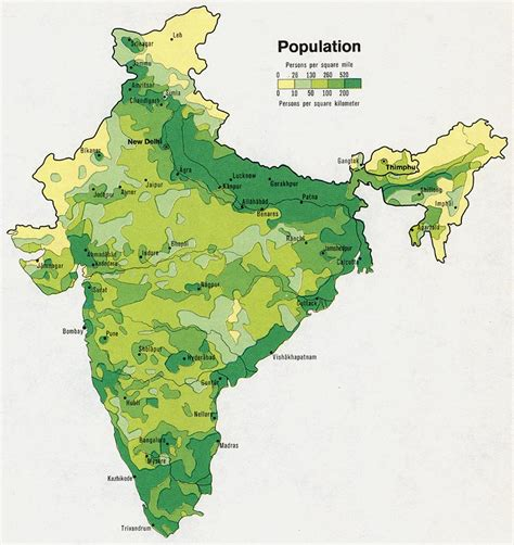 NationMaster - Maps of India (39 in total)