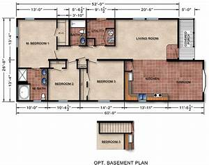 Hart modular homes floor plans cottage house plans for Pictures of floor plans to houses