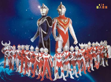 Nama nama Ultraman Lengkap Padamu Nyai